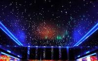 Звездное небо с диодами
