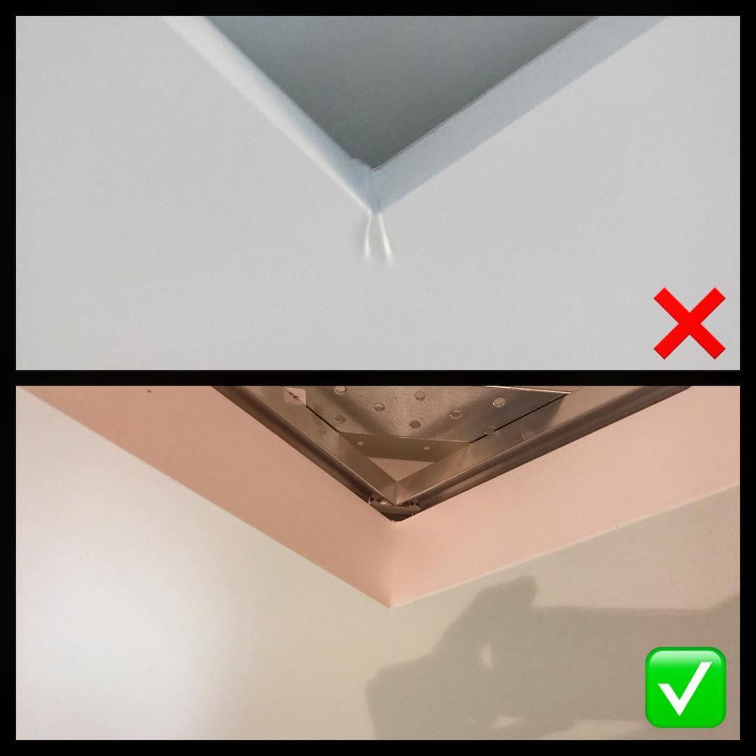 Распространенные ошибки при монтаже натяжных потолков